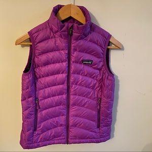 Patagonia Down Sweater Vest Sz XS